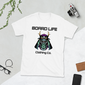 Board Life Gorilla Army Short-Sleeve Unisex T-Shirt
