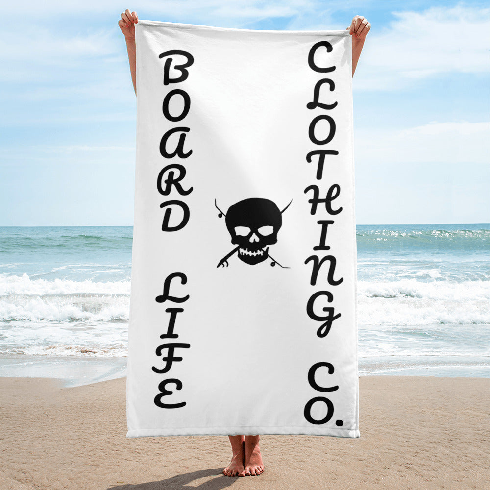 Board Life Towel