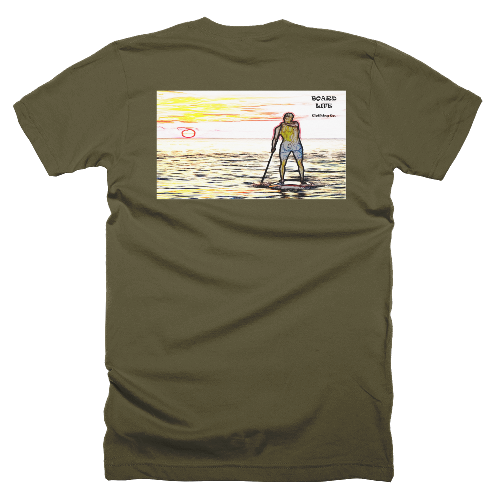 Board Life SUP Send T-Shirt