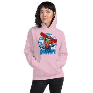 Board Life Chill Out Unisex Hoodie