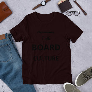 Representing Board Life Short-Sleeve Unisex T-Shirt
