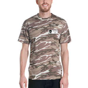 Board Life Camouflage T-Shirt