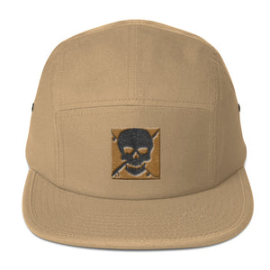 Board Life old Gold Five Panel Cap