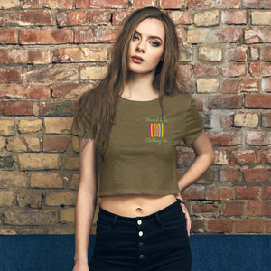 Women's Board Life Layerz Crop Tee