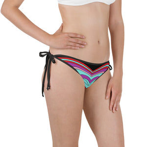 Love Board Life Reversible Bikini Bottom