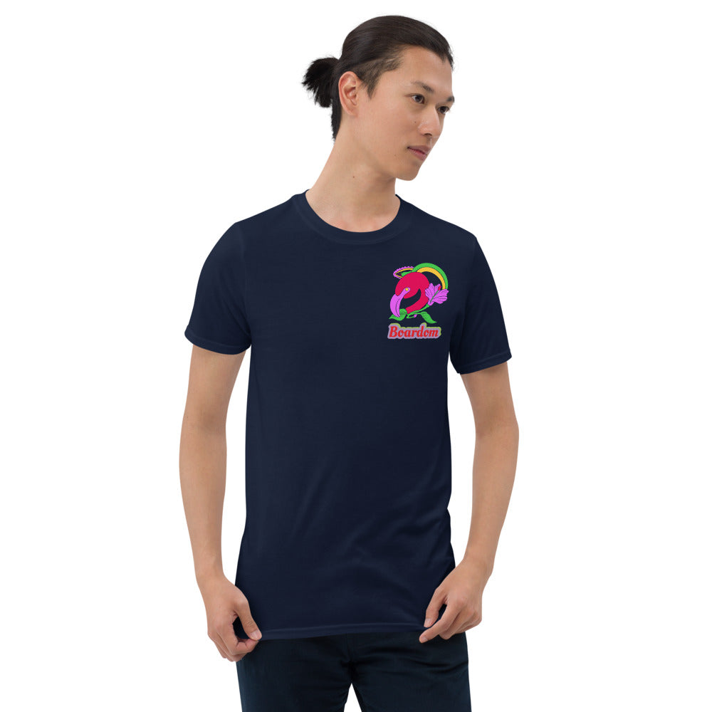 Boardom Durty Bird Short-Sleeve Unisex T-Shirt