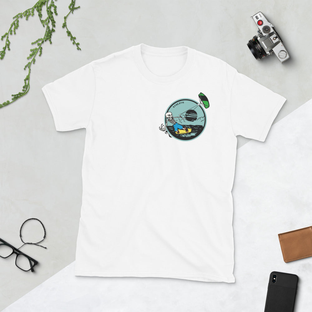 boardom Kite Life Short-Sleeve Unisex T-Shirt