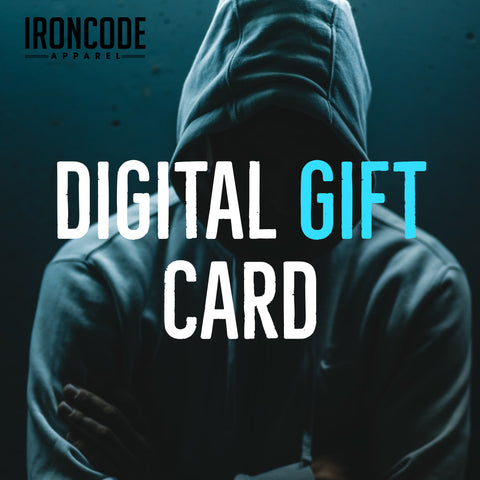 Ironcode Apparel Gift Card