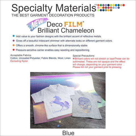 DecoFilm® Brilliant Chameleon