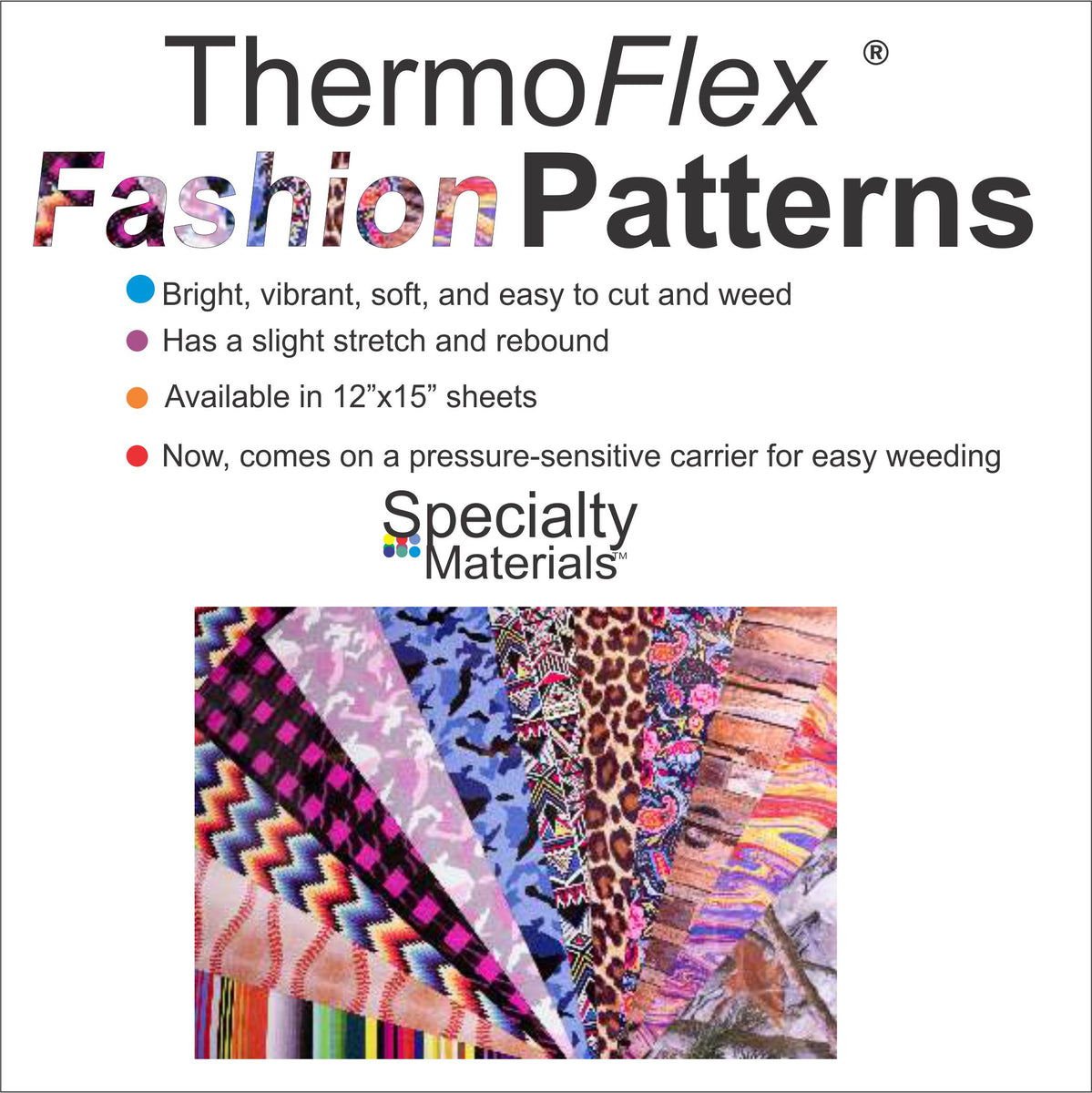 Thermoflex 174 Fashion Patterns Craftcuttersupply Com