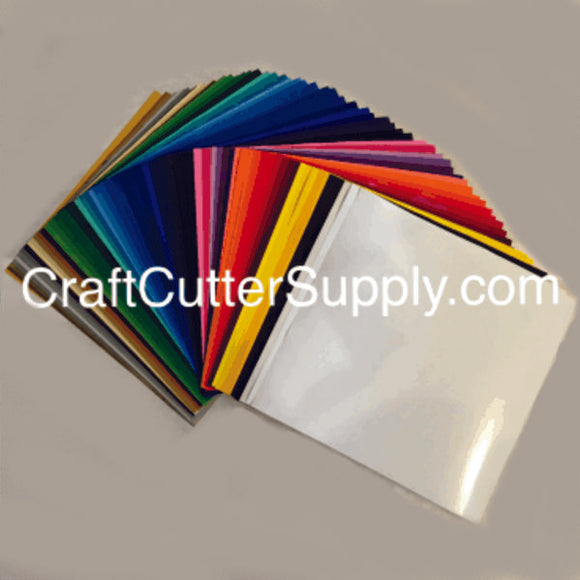 Oracal® 651™ All Color Pack - CraftCutterSupply.com