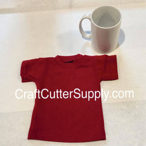 Mini Tee Crimson - CraftCutterSupply.com