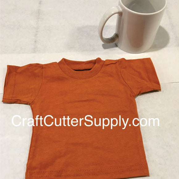 Mini Tee Texas Orange