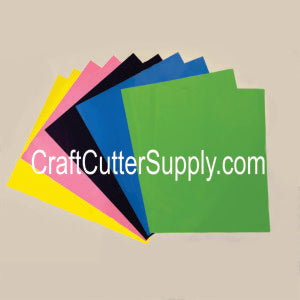 Spring HTV Pack 12x15 Sheets - CraftCutterSupply.com