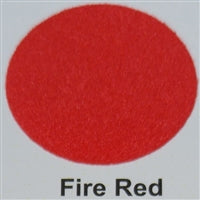 Premium Deco Flock Fire Red 12x15 HTV