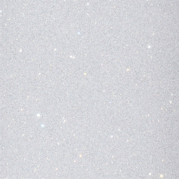 Oracal® 851 Sparkling Glitter Metallic-Intense Silver Sparkle