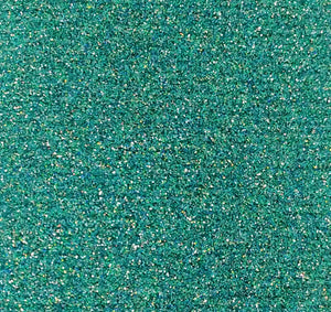 Siser Glitter HTV Mermaid Blue - CraftCutterSupply.com