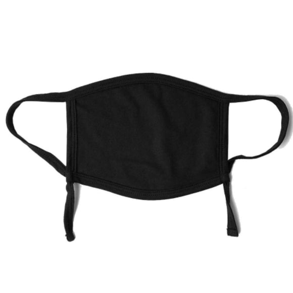 Adjustable Face Mask-Black