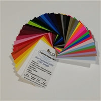 Siser Easyweed Color Sample ring 46 colors