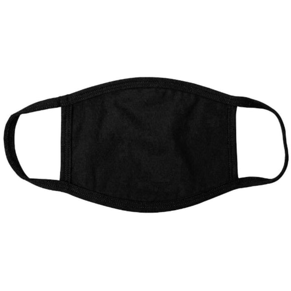 Face Mask-Black