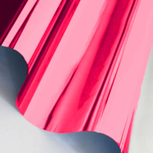 Chrome Fl. Pink - CraftCutterSupply.com