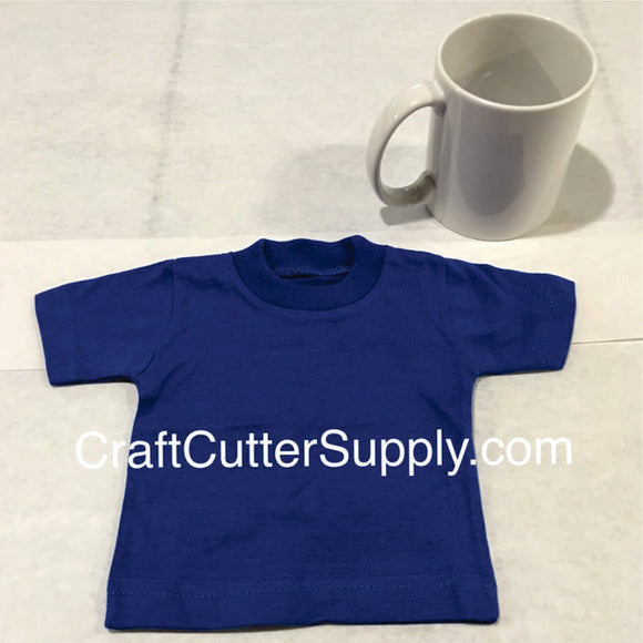 Mini Tee Royal Blue