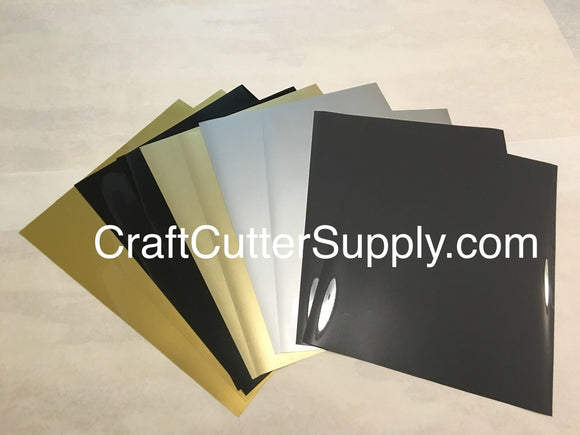 Elegant HTV Pack 12x15 Sheets - CraftCutterSupply.com