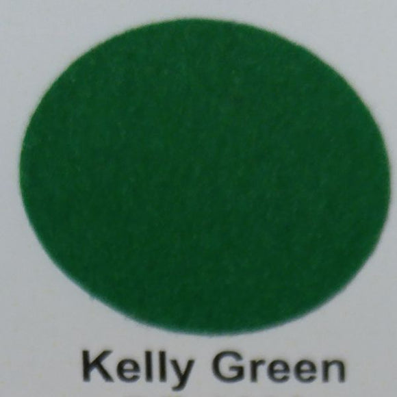 Premium Deco Flock Kelly Green 12x15 HTV - CraftCutterSupply.com