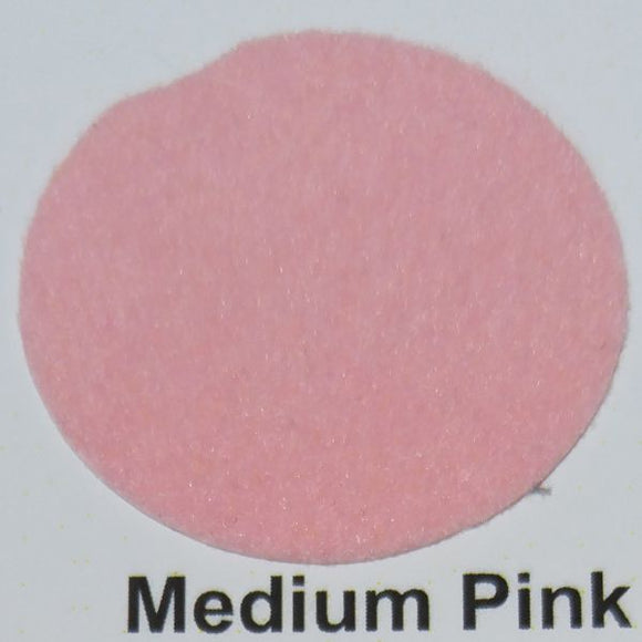 Premium Deco Flock Medium Pink 12x15 HTV - CraftCutterSupply.com