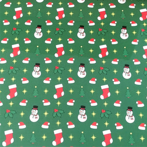 ThermoFlex® HTV Fashion Patterns 12x15 Sheets-Holiday Pattern - CraftCutterSupply.com