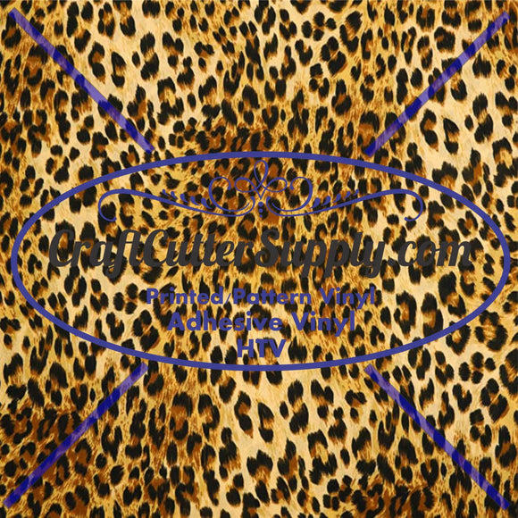 Leopard Medium 12x12 - CraftCutterSupply.com