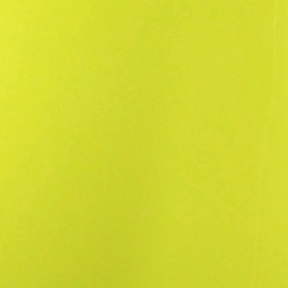 DecoFilm Paint FX Lime Yellow 12x15 HTV