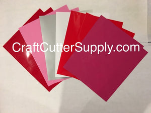 Love HTV Pack 12x15 Sheets - CraftCutterSupply.com