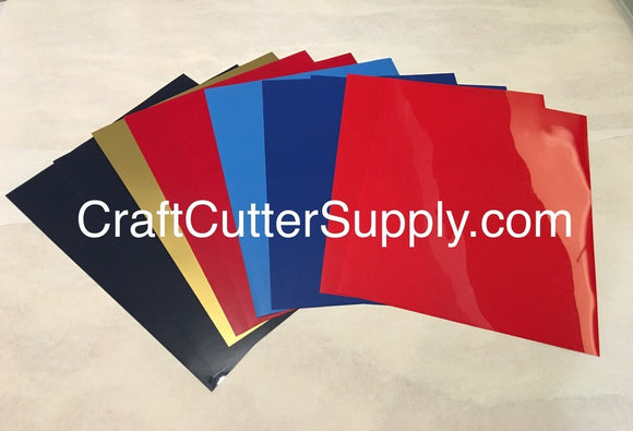 Nautical HTV Pack-Siser® EasyWeed® HTV 12x15 Sheets - CraftCutterSupply.com