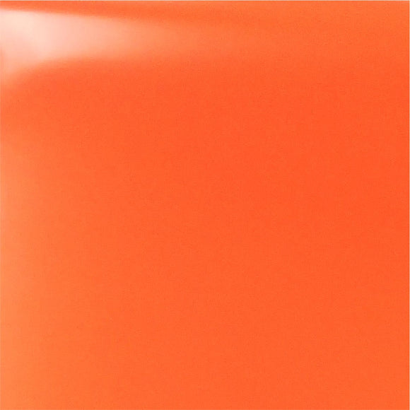 DecoFilm® Gloss HTV-Neon Orange