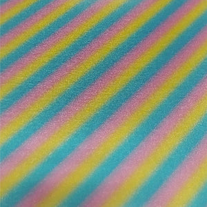 Twinkle™ HTV Rainbow 12in x 20in Sheet
