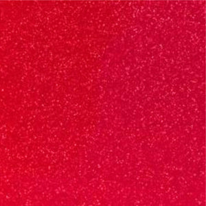Twinkle™ HTV Red 12in x 20in Sheet