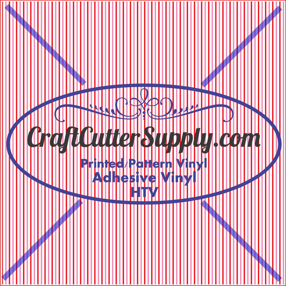 Red Pink Lines 12x12 - CraftCutterSupply.com