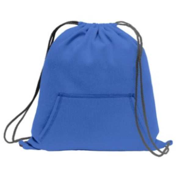 Sweatshirt Cinch Pack-Royal