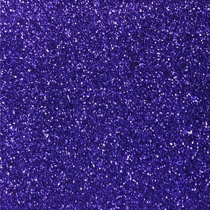 GlitterFlex® Ultra Royal Purple Glitter HTV - CraftCutterSupply.com