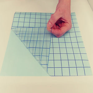 FDC Clear Craft Application Transfer Tape - CraftCutterSupply.com