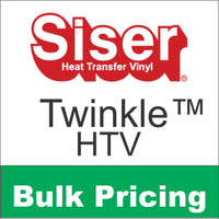 Twinkle™ HTV 12in x 20in Sheets Bulk 15+ Sheet Pricing