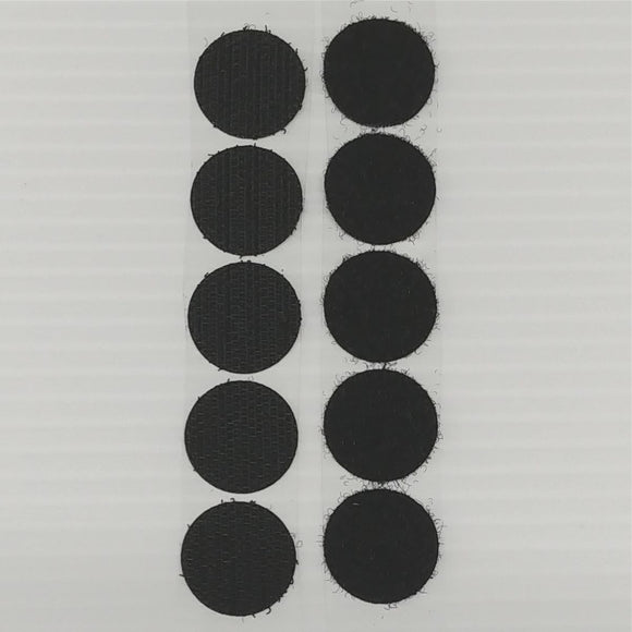 Self Adhesive Dots 5 Pack-Black - CraftCutterSupply.com