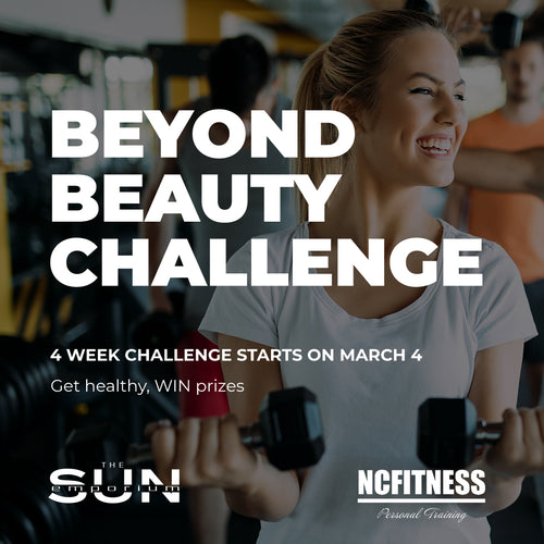 BEYOND BEAUTY CHALLENGE **FULL**