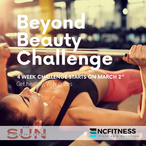 BEYOND BEAUTY CHALLENGE 2020 **FULL**