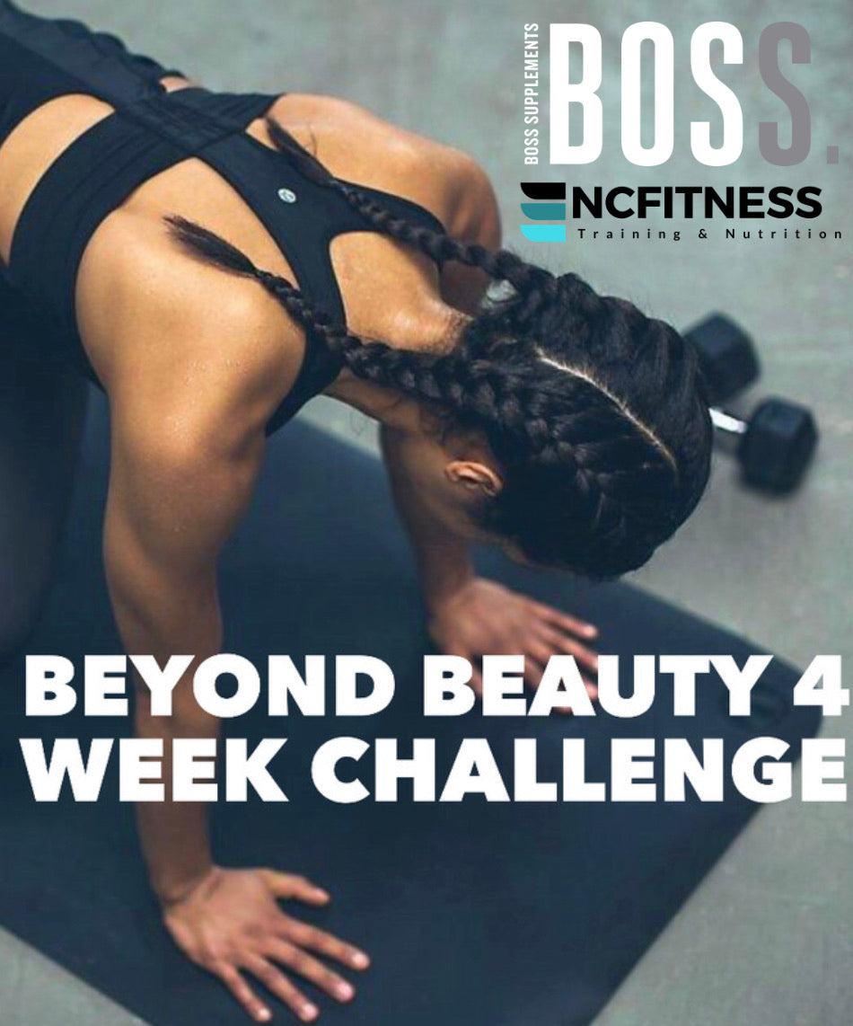 BEYOND BEAUTY CHALLENGE