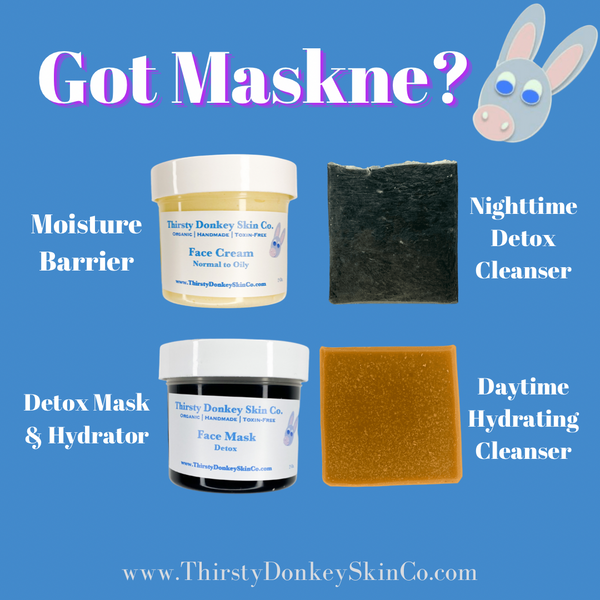 Maskne Face Care Set