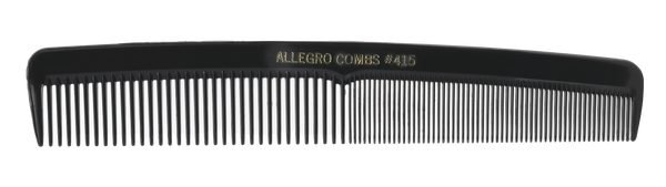 Allegro Combs #415 traditional pocket combs unisex.