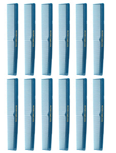 Allegro Combs #420. 7 Inch Cutting Combs. Barber Combs & Hairstylist Combs Professional. 1 Dz.