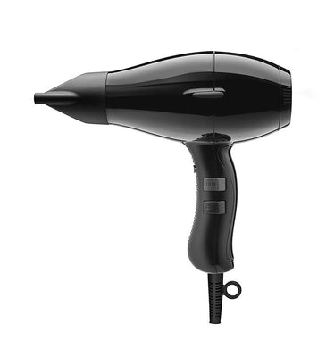 Elchim 3900 Healthy Ionic Black Hair Dryer. Professional Ceramic Blow Dryer. Made in Italy